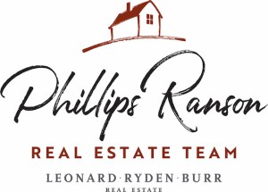 Phillips Ranson real estate team logo