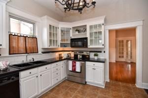 825 W 6th St, Historic West End, Winston Salem, kitchen