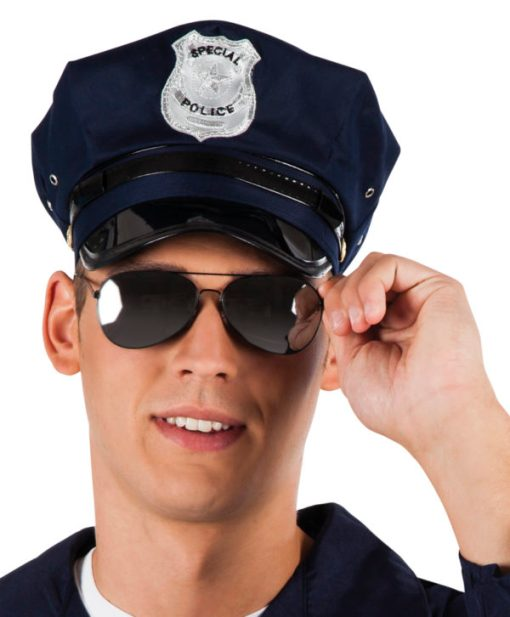 lunettes police