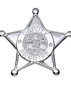 insigne étoile de Shériff