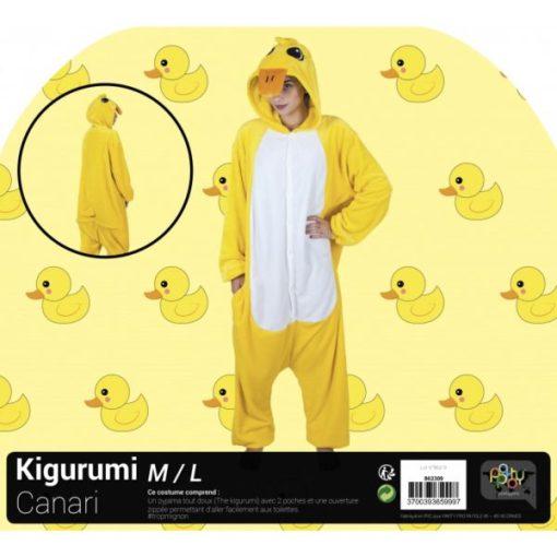 kigurumi canari