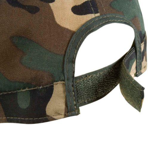 casquette de l'armée