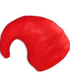 chapeau rouge de 30 cms