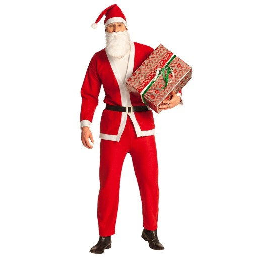 Costume Père Noël 1er prix