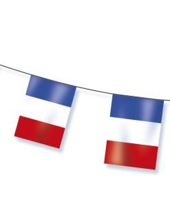 guirlande drapeaux france