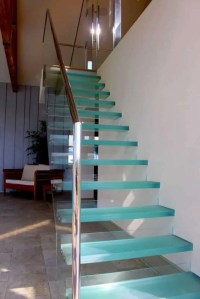 Timber & Glass Stairs | Camel Glass|Windows|Doors|Stairs ...