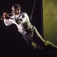 Needles and Opium, Robert Lepage au Barbican, Londres en juillet dernier.