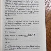 Premières lignes #21 Mon prof est un troll, Dennis Kelly, L'Arche jeunesse