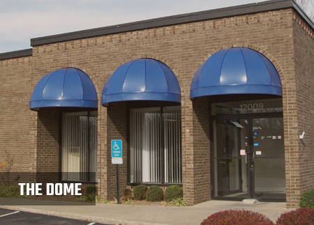 Commercial Awnings - Camel Awning & Metal Canopy