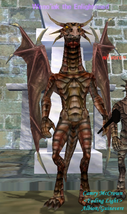 Wenoiak The Enlightened Bestiary Dark Age Of