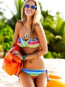 Colourful Bikini