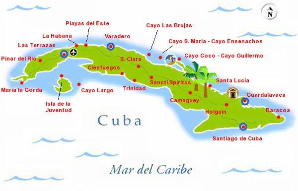 Resorts in Cuba