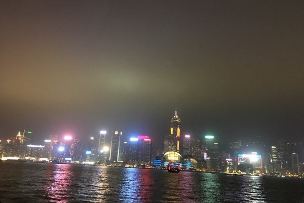 A Symphony of Light Hong Kong