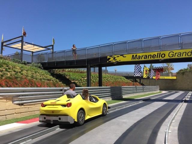 Ferrari Land Spain Maranello Grand Race