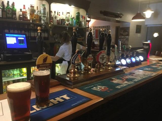 Wayford Bridge Ale