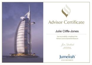 Jumeirah Beacon Advisor