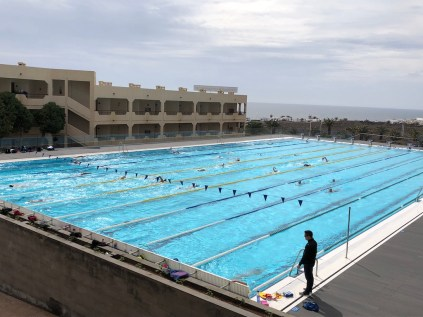 Lanzarote Mar 50m Training Pool