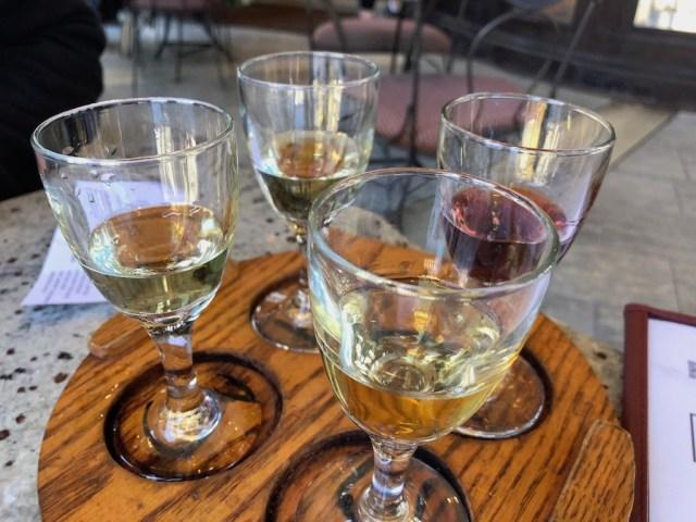Ice Wine Tasting Niagara On The Lake