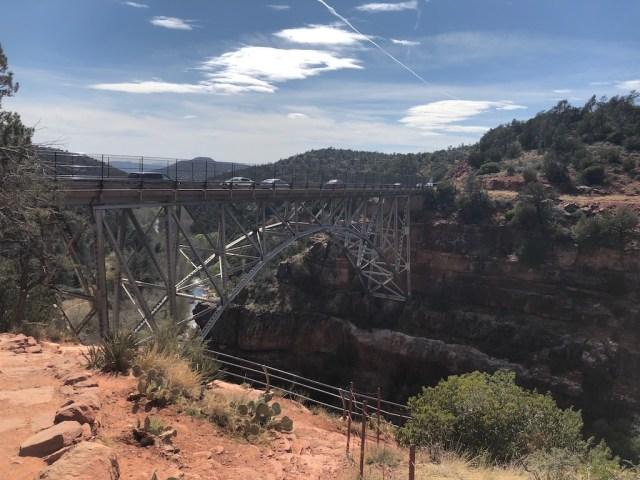 Midgley Bridge Sedona