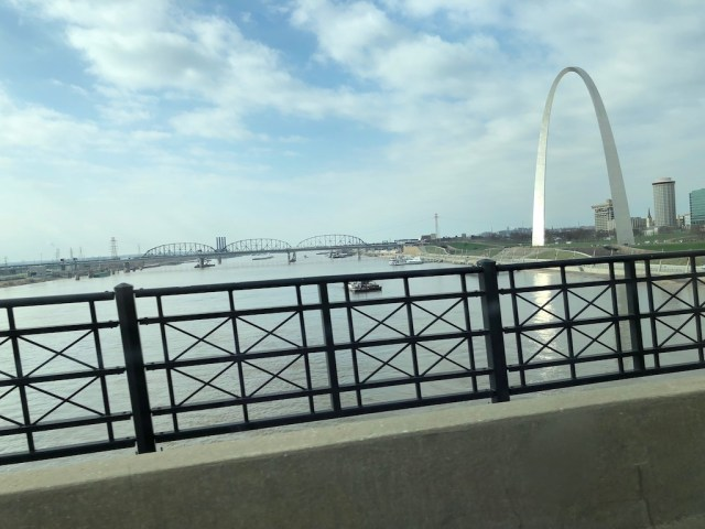 Mississippi River Gateway Arch
