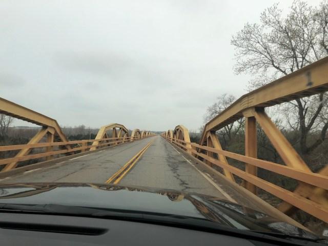 Pony Bridge Route 66