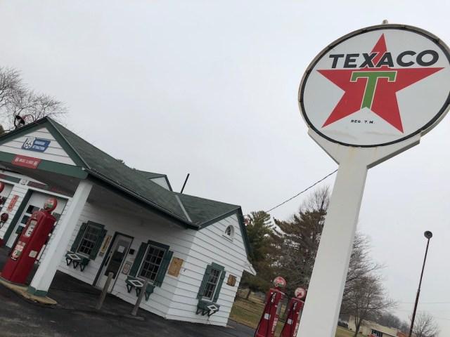 Route 66 Amblers Texaco