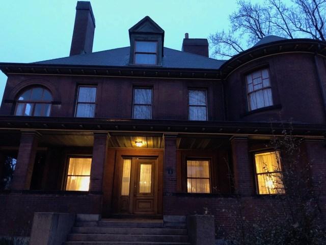 St Louis Lehmann House
