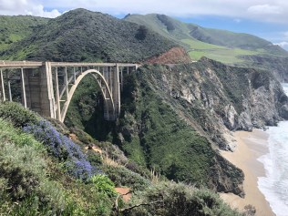 Highway 1 Big Sur Bixby Bridge