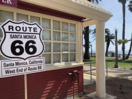 Route 66 West End