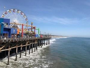 Santa Monica pier