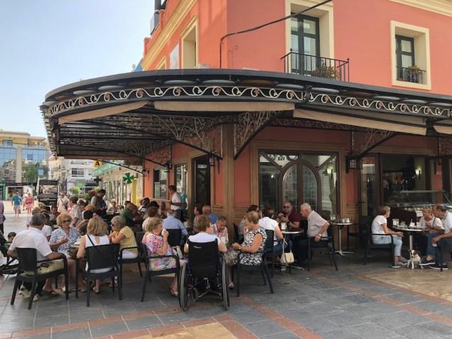 Cafeteria Costa del Sol