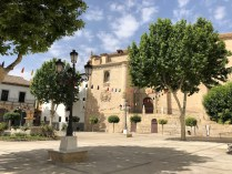 Plaza Mayor Baza
