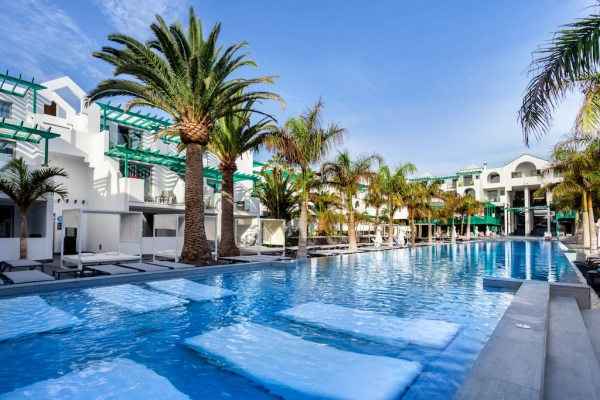 Barcelo Teguise Beach Main Pool by day