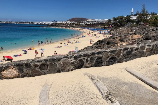 Guide to Playa Blanca