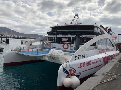 Water Taxi Playa Blanca