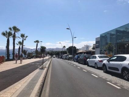 Avenida de Las Playas Puerto del Carmen