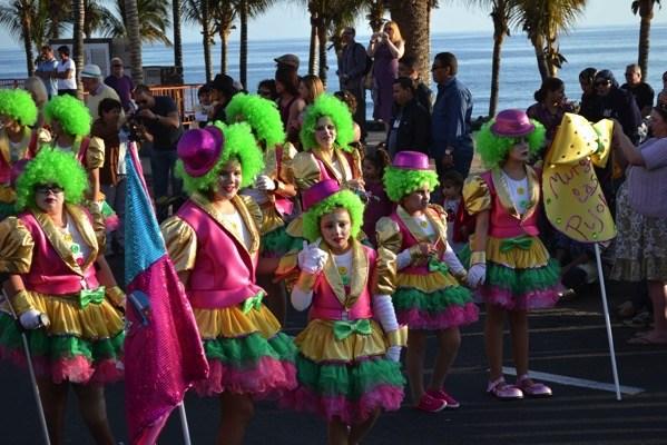 Carnival in Puerto del Carmen