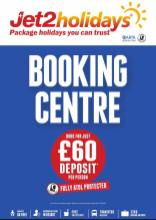 Jet2 booking centre