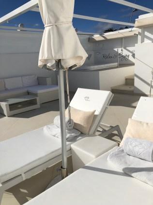 Lanis Suites 17 Terrace sun