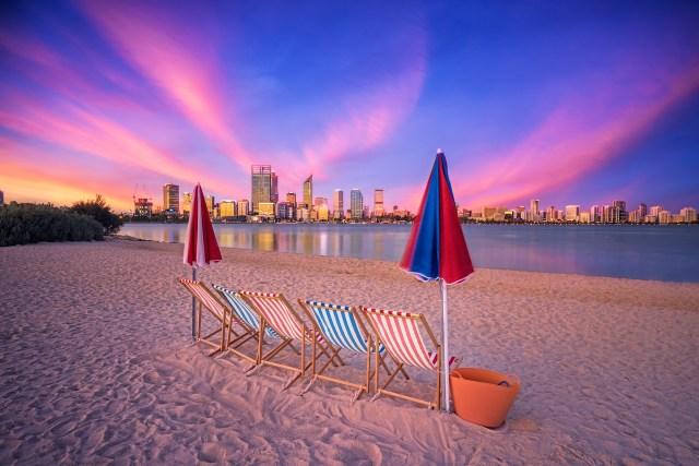 Australia Perth Beach