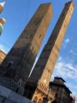 Garisenda and Asinelli towers