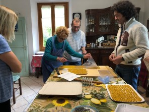 Tortellino lessons from Nonna Rina