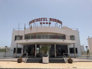 Aparthotel Rubimar Suite Reception