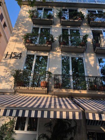 Hotel Barceloneta 54