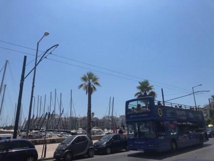 Pasalimani area in Piraeus