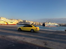Piraeus Port & Taxi