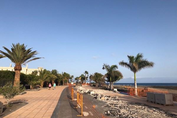 Building Work Puerto del Carmen