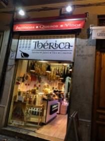 Iberica in Granada