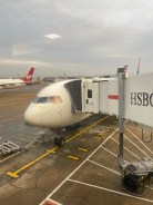767 Waiting to Board