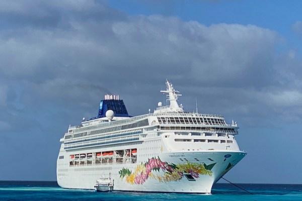Bahamas Cruise NCL Sky